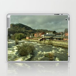 Llangollen Station Laptop & iPad Skin