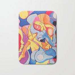 AbstractGods Bath Mat