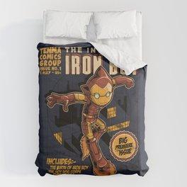 THE INVINCIBLE IRON BOY Comforters