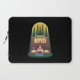 Mystery (S)hack Laptop Sleeve