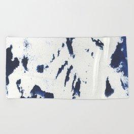 blue Beach Towel