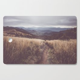 Bieszczady Mountains - Landscape and Nature Photography Cutting Board