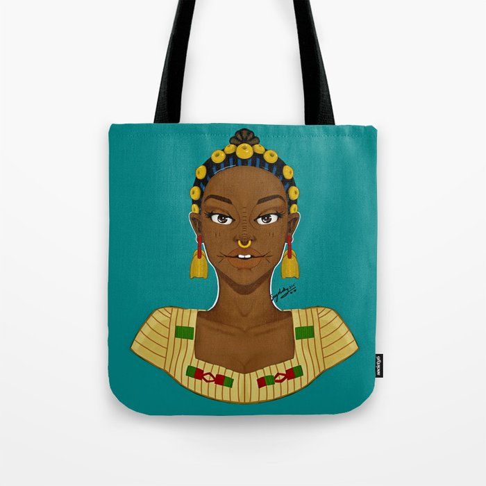 Fula Tote Bag By Sugabelly