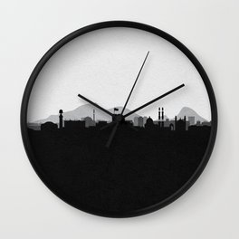 City Skylines: Kabul Wall Clock