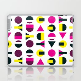 rasberry and lemon with litlle darkness Laptop & iPad Skin
