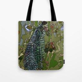 Damsel Fly Tote Bag