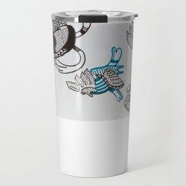 Coq en bouche Travel Mug