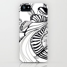 yemanja iPhone Case