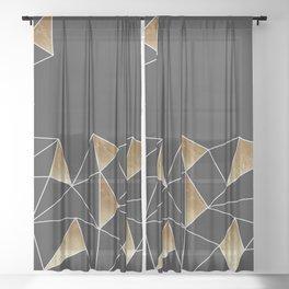 Crystal Moon Sheer Curtain
