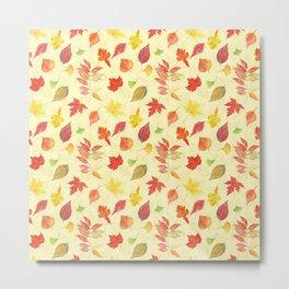 Autumn leaves #21 Metal Print