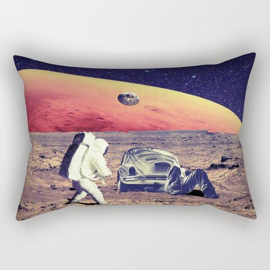 Car repair Rectangular Pillow