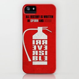 Irreversible iPhone Case