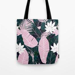 leaves // aloha Tote Bag