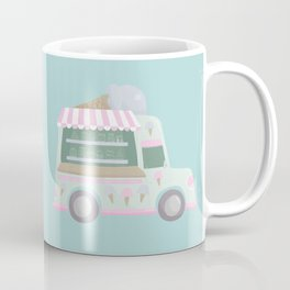 Ice Cream Truck Coffee Mug