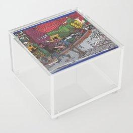 Jills Street - New York Acrylic Box