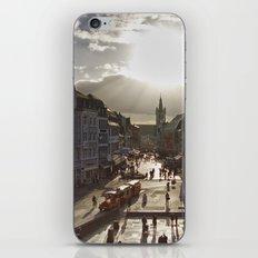 Basking in the Winter Sun iPhone & iPod Skin