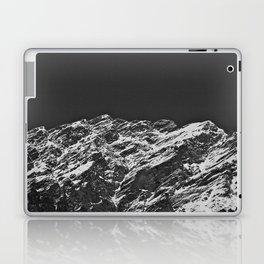 Monochromatic Mountains Laptop & iPad Skin