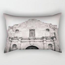 Remember the Alamo Rectangular Pillow