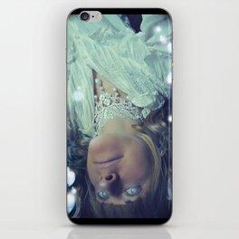 Fantasy Ice Queen iPhone Skin