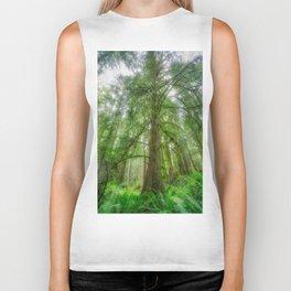 Ethereal Tree Biker Tank