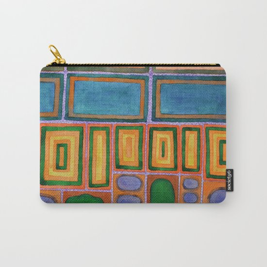 Gemstones beside the Window  Carry-All Pouch