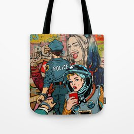 It's a Woman's World Tote Bag