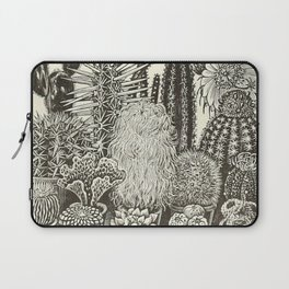 Cacti And Succulents Laptop Sleeve