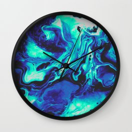 ACTS OF FEAR AND LOVE Wall Clock