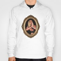 britney Hoodies featuring Britney Prays by eriicms