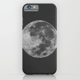Midnight Moon iPhone Case