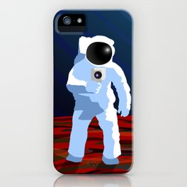 f8 & Be There iPhone Case