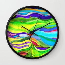 Odissea Wall Clock