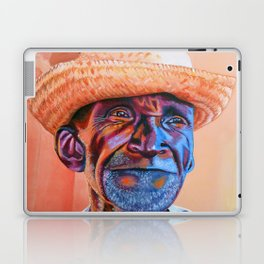 His smile Laptop & iPad Skin