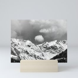 Sending Winter Mini Art Print