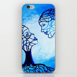 Finding You iPhone Skin