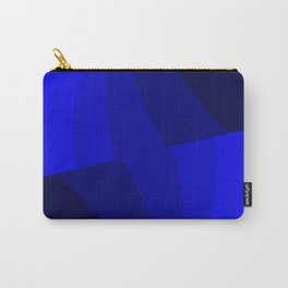 Just Blue #decor #society6 Carry-All Pouch