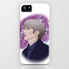 Kihyun from Monsta X iPhone Case
