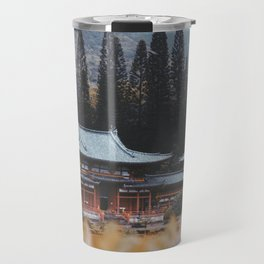 Sacred Temple Travel Mug