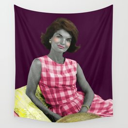Jackie Wall Tapestry