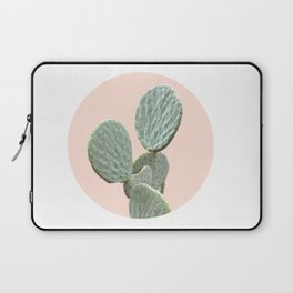 Cactus in a Circle I Laptop Sleeve