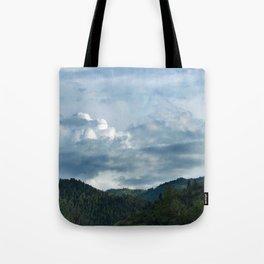 Princess Mononoke Landscape Tote Bag