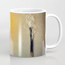 three mathes in line Coffee Mug