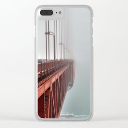 Into The Fog Clear iPhone Case