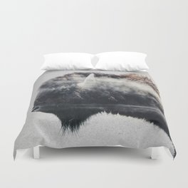 Wild West Bison Duvet Cover
