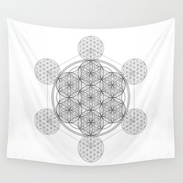 Infinity - The Sacred Geometry Collection Wall Tapestry