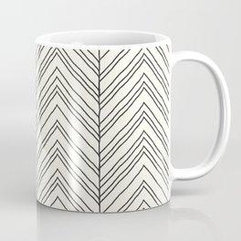 Strand in Cream Coffee Mug