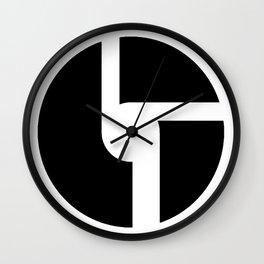 Disco Biscuits Clock Wall Clock