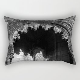 Castle Archway Rectangular Pillow