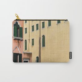 Abstract Venice Architecture Carry-All Pouch