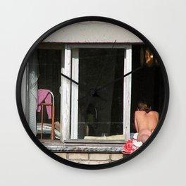 City Life, 2020 Wall Clock